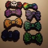 Batch Two Of Perler Bows