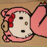 Hello Kitty Gloomy Bear Giant Poster