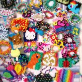All The Kandi Ive Made That I Still Have