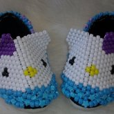Custom Kandi Shoes
