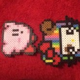 Kirby And Hello Kitty