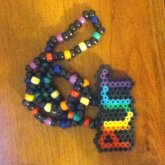 PLURR Rainbow Necklace