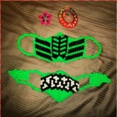 Feed Me, Reptile And Can Tab Bracelet