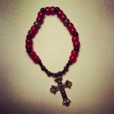 Rosary Inspired Single