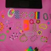 Lots Of My Kandi ^_^