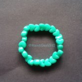 Sea Foam Green Heart Single