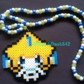 Jirachi Necklace