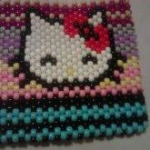 Closeup Of Hello Kitty Purse