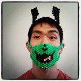 Gir Mask And Ears