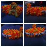 Golden Harvest Cuff