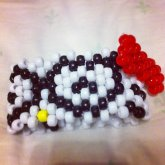 Nerd Hello Kitty Cuff