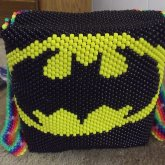 Batman Backpack.