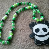 Panda Kandi Necklace