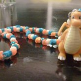 Dragonite Kandi Necklace