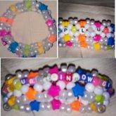 Colorful Cuff ^_^