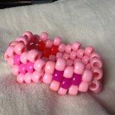 Mini Heart Cuff