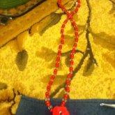 Elephant Squirt Gun Necklace