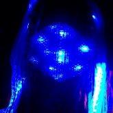 Blue Dream Kandi Mask
