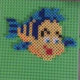 Flounder Perler!