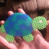 Perler Turtle