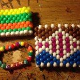Spring Themed Bracelets