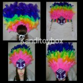 Epic Tomorrowworld  Kandi Headdress