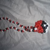 3D Pokeball Necklace