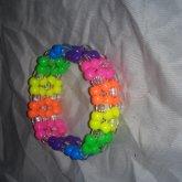 Neon Rainbow X Base