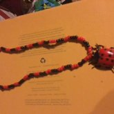 Lady  Bug  Neckless
