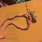 Toy  Mouse  On  A  Neckless