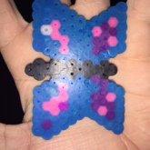 Perlerbead Butterfly