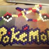 Pokemon Necklace.