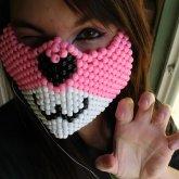 Fox Half Mask 2