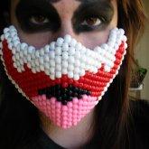 Boo Half Mask 2