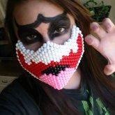 Boo Half Mask 3
