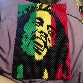 First Side Of My Bob Marley Bag