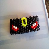 Umbreon Face Cuff