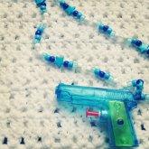 Water Gun Necklace