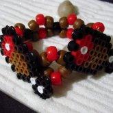 Minecraft Noms Bracelet