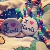 Kandi Cuff & Necklace