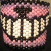 Cheshire Cat Mini Beads