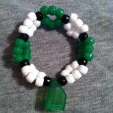 Green Crystal Single