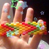 Small Perler Bead Multi