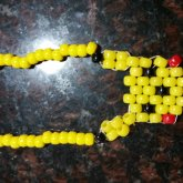 Pikachu Peyote Necklace