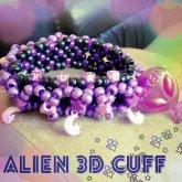Alien 3D Cuff