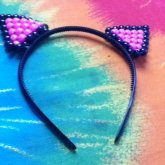 Kandi Cat Ears