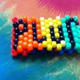 Rainbow Plur Cuff