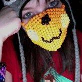 Raichu mask