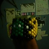 Pacman Cuff Front
