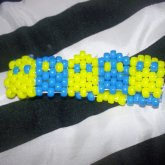Pac-man Cuff